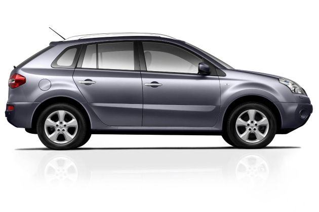 Koleos, le premier Crossover 4x4 de Renault