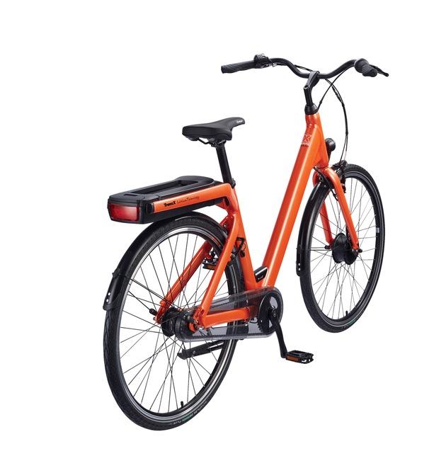 Stylish durchs Leben - mit den neuen MAVIS E-Bikes von TranzX