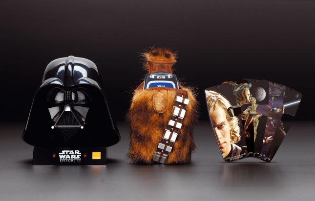 """Die Macht ist mit Orange: die """"Krieg der Sterne - Episode III"""" Mobile Box-Sets sind da"""