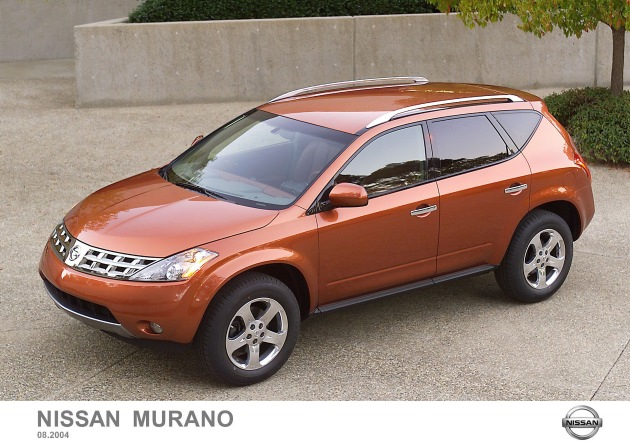 Nissan auf dem Autosalon Paris 2004: Premieren - Emotionen - Zukunft