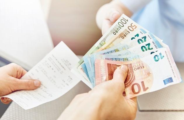 Prepaid Kreditkarte Geld Abheben