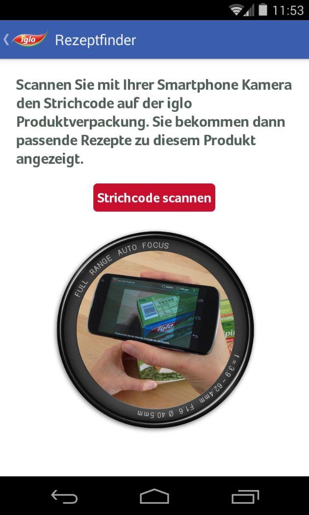 Rezepte jetzt auch mobil abrufbar: iglo startet mit neuer Koch-Mit! App