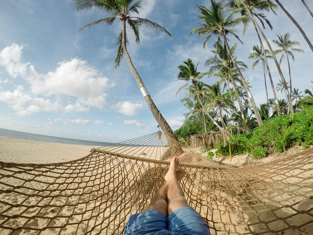 Piaxabay_Entspannen am Strand