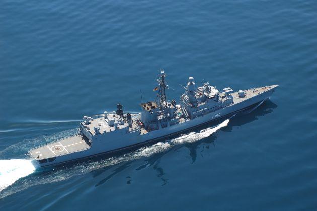 Deutsche Marine: Fregatte Emden beendet Einsatz am Horn von Afrika