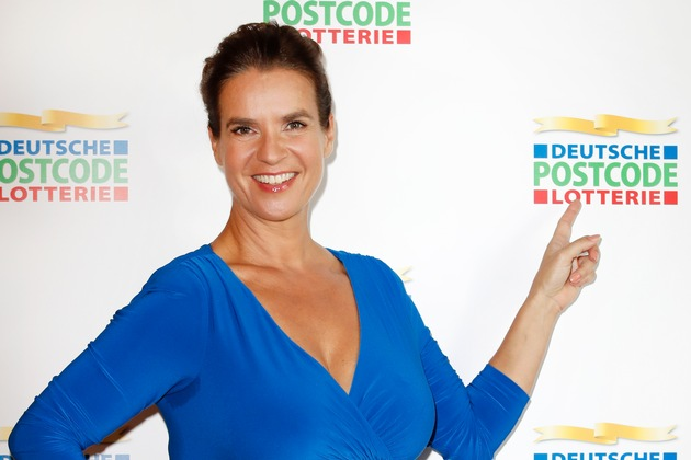 "BERLIN, GERMANY - SEPTEMBER 12: Former figure skating star and Olympic Gold medalist, World and European champion Katarina Witt at the press conference where she was presented as ambassador of the Deutsche Postcode Lotterie on September 12, 2016 in Berlin, Germany. (Photo by Franziska Krug/Getty Images for Deutsche Postcode Lotterie) Weiterer Text über ots und www.presseportal.de/nr/41583 / Die Verwendung dieses Bildes ist für redaktionelle Zwecke honorarfrei. Veröffentlichung bitte unter Quellenangabe: ""obs/Deutsche Postcode Lotterie/Franziska Krug"""