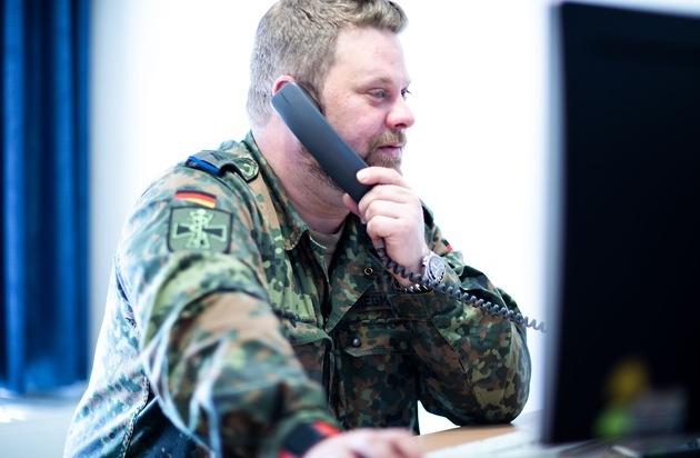 Sanitätsdienst der Bundeswehr positiv überrascht von der Resonanz