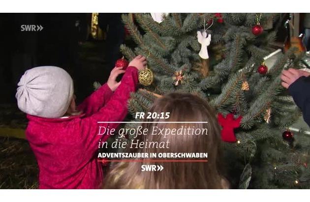 Vorweihnachtliches Fur Alle Sinne Die Grosse Expedition In Die Heimat Presseportal