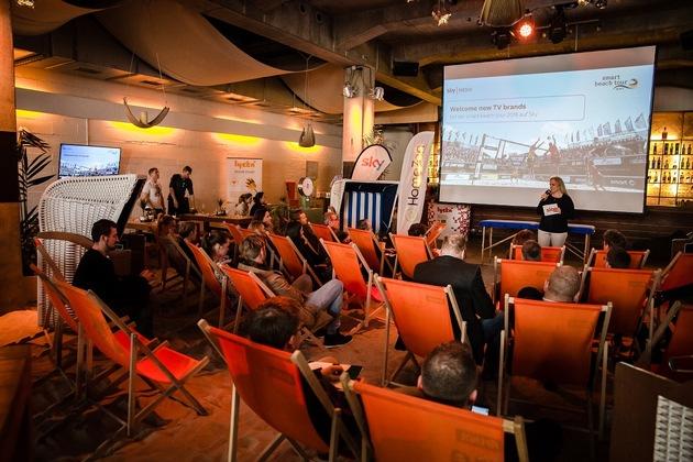 """Mawaii gewinnt das Finale des Startup-Wettbewerbs """"Welcome new TV brands"""" von Sky Media"""