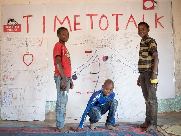 Weltweit diskutierten Kinder darüber, was sie über ihre Arbeit denken und was sich ändern muss. Foto: Roland Brockmann