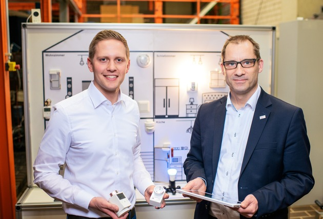 Forschungsprojekt: Energieersparnis durch Smart Home-Systeme