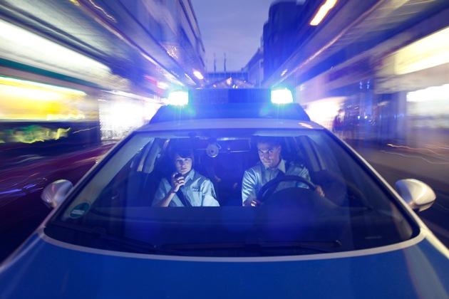 Symbolbild: Polizeiliche Fahndungsmaßnahmen
