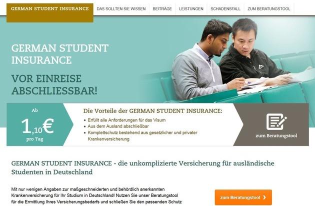 Krankenversicherung Für Ausländische Studenten In Deutschland
