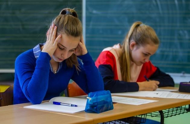 Deutschlands Schüler unter Druck Hilferuf an die Eltern