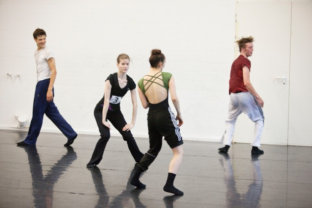 Migros-Kulturprozent: Tanz-Wettbewerb 2012 / Ausgezeichneter Tanznachwuchs 2012