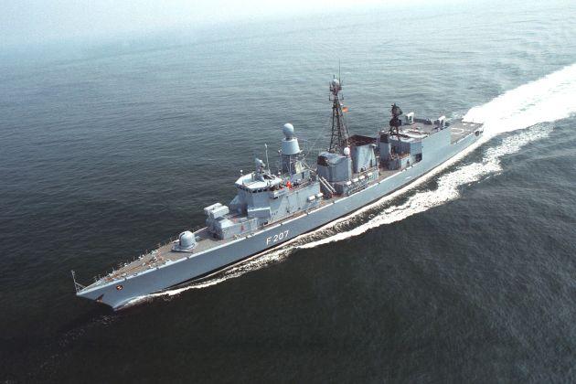 """Marine - Pressemitteilung / Pressetermin: Fregatte """"Bremen"""" nimmt an SMNG 2 teil (mit Bild)"""