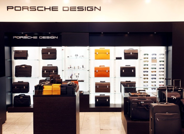Porsche Design jetzt im Jelmoli - The House of Brands