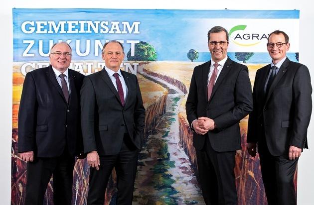 Agravis Raiffeisen AG mit stabiler Umsatzentwicklung