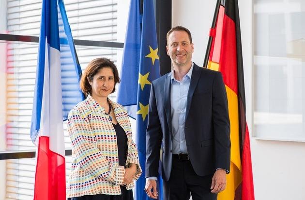 ProTandem Deutsch-Französische Agentur für den Austausch in der beruflichen Bildung / Wiederaufnahmeplan