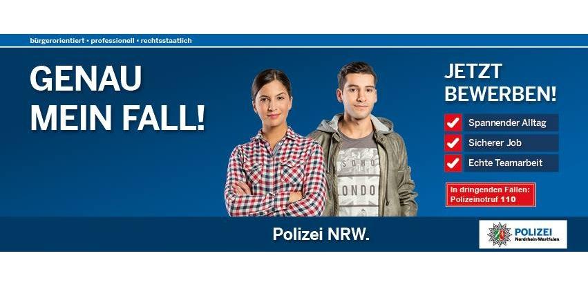 Pol Ms Informationsveranstaltung Der Polizei Nrw Für