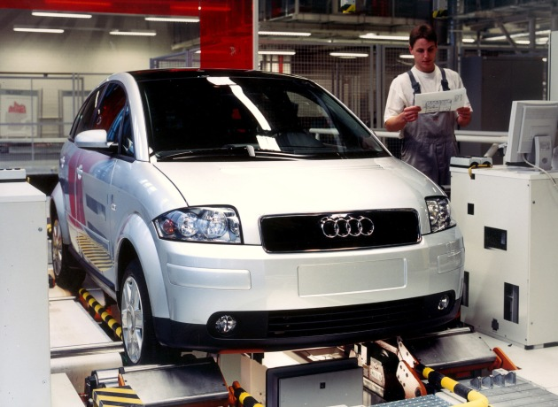 Audi Annual Press Conference  / 1999: record vehicle sales and sales revenues