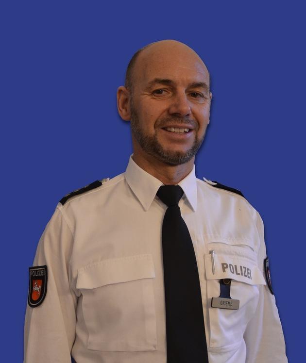 Polizeidirektor Wilfried Grieme