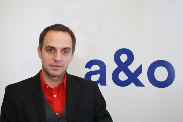 Thomas Hertkorn, Chef Online Marketing bei a&o (Foto: a&o).