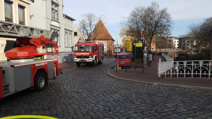 Brand Buxtehude