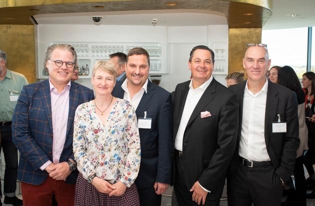 Die Entwicklung eines Kombinationsmedikaments für Immuntherapien sowie Trends der VC- und Pharma-Branche wurden im IZB vorgestellt
