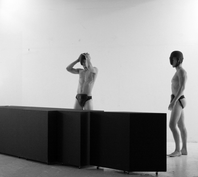 Anetta Mona Chisa e Lucia Tkacova   Manifesto of Futurist Woman (Let's Conclude)  2008  Video monocanale (a colori, sonoro) 11:13 min.