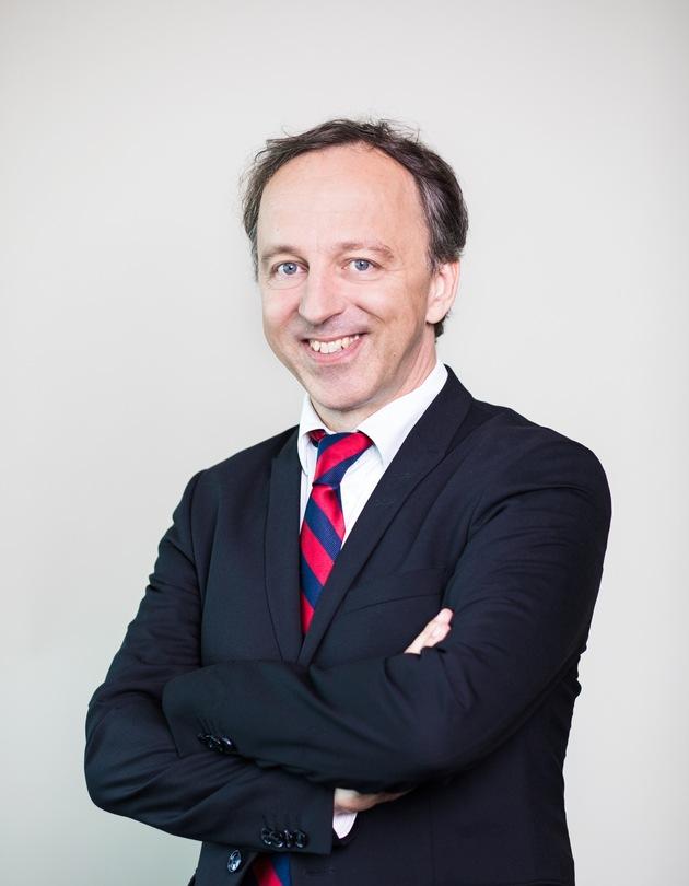 Dr. Oliver Scheel führt seit 15. Januar 2018 die Otto Bock HealthCare GmbH als CEO.