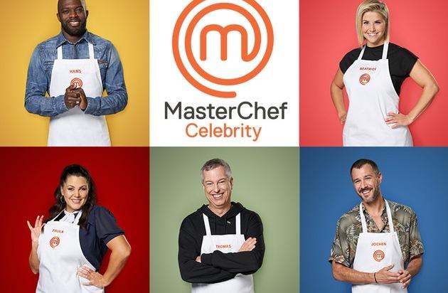 Elf Prominente im Kampf um den Koch-Titel: