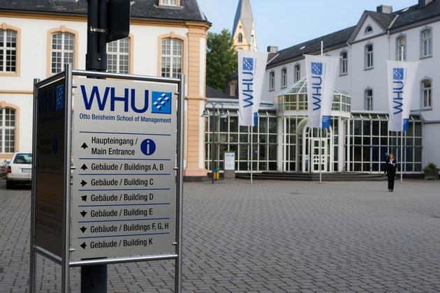 Der WHU-Campus in Vallendar