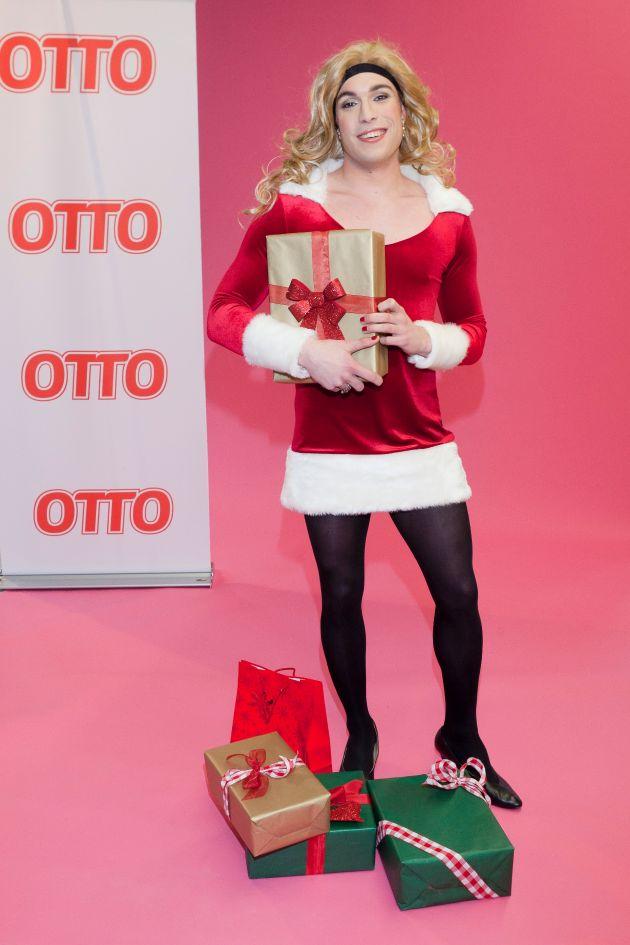 """Fotoshooting mit dem Gewinner des OTTO-Modelcontests auf Facebook - """"Brigitte"""" wirft sich in Pose (mit Bild)"""