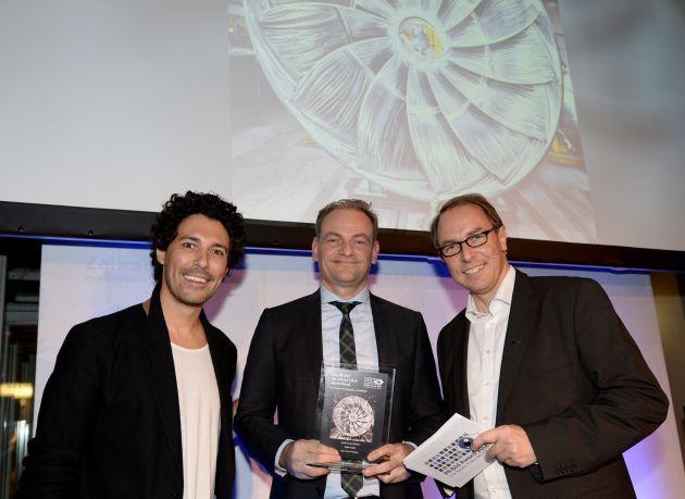 Das beste PR-Bild des Jahres: Voith gewinnt Branchenpreis der dpa-Tochter news aktuell