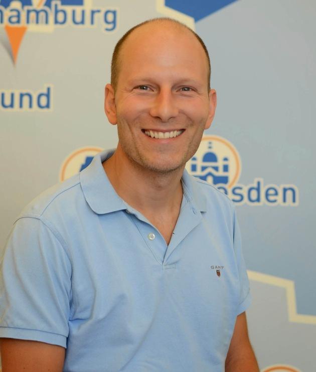 BILD zu OTS - CEO von a&o Hostels: Oliver Winter