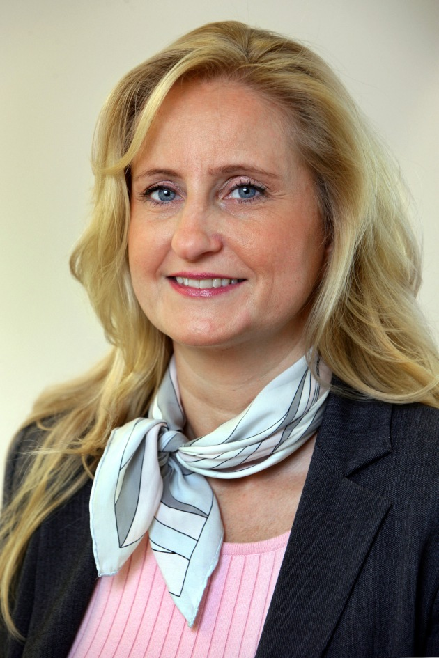 """Petra Zink, neue Disability Managerin bei Ford. Die Verwendung dieses Bildes ist für redaktionelle Zwecke honorarfrei. Abdruck bitte unter Quellenangabe: """"obs/Ford-Werke GmbH"""""""