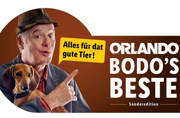 Hundefutter mit Promi-Faktor: Hausmeister Krauses Kult-Dackel Bodo bekommt von Lidl eigene Sonderedition