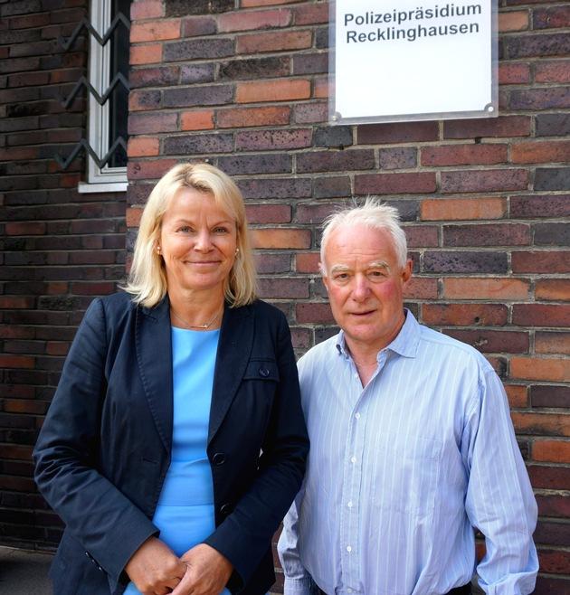 Friederike Zurhausen und Klaus Wintermeyer
