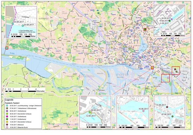 POL-HH: 171026-3. Gemeinsame Pressemitteilung der Staatsanwaltschaft Hamburg und der Polizei Hamburg - Auslobung von 5000 Euro