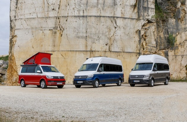 ▷ Volkswagen Nutzfahrzeuge zündet Premieren-Feuerwerk auf dem ...