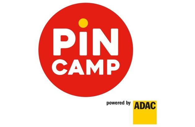PINCAMP - ADAC Startup auf dem Caravan Salon Düsseldorf