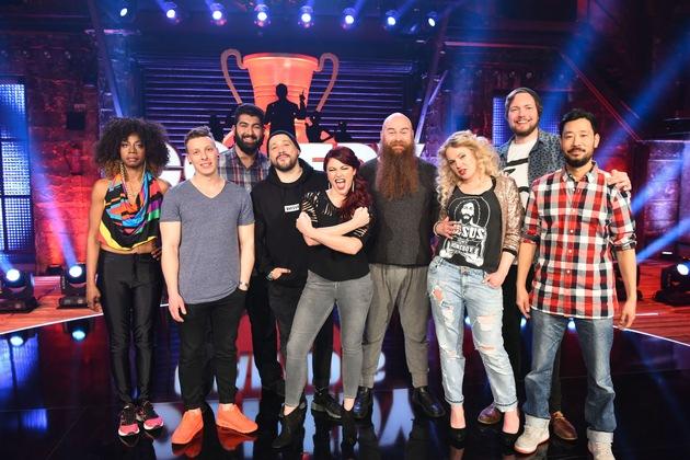 Neues Show-Format: RTL II sucht den Comedy Champion 2016