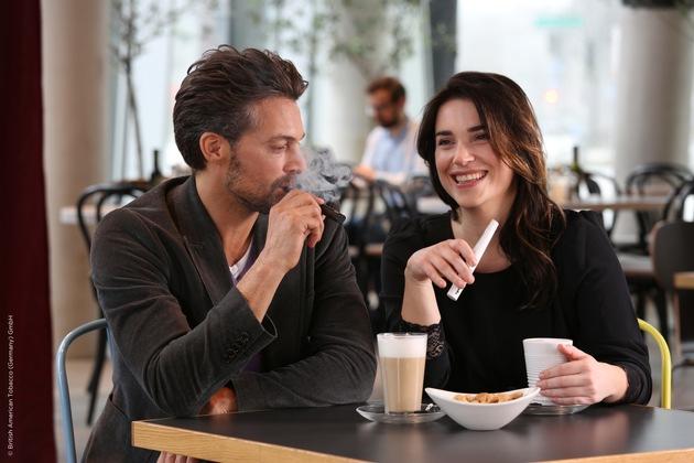 Erster Tabakkonzern launcht E-Zigarette in Deutschland / British American Tobacco bringt Vype