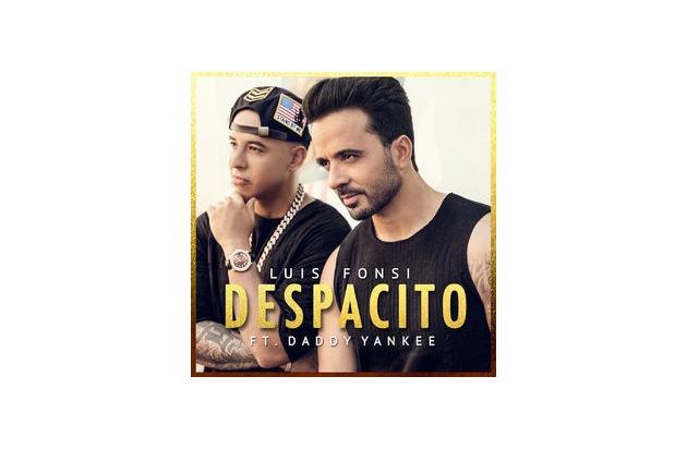 LUIS FONSI erobert mit DESPACITO Platz 1 der Offiziellen Deutschen Singlecharts