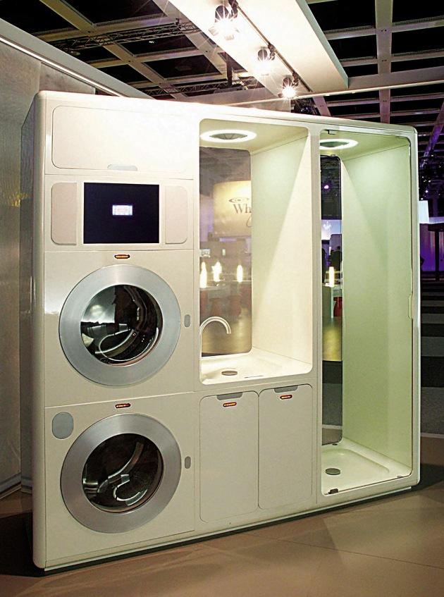 Bauknecht SA: Laver sans eau ni produit de lessive?