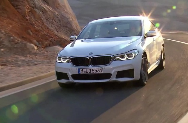 Der neue BMW 6er Gran Turismo