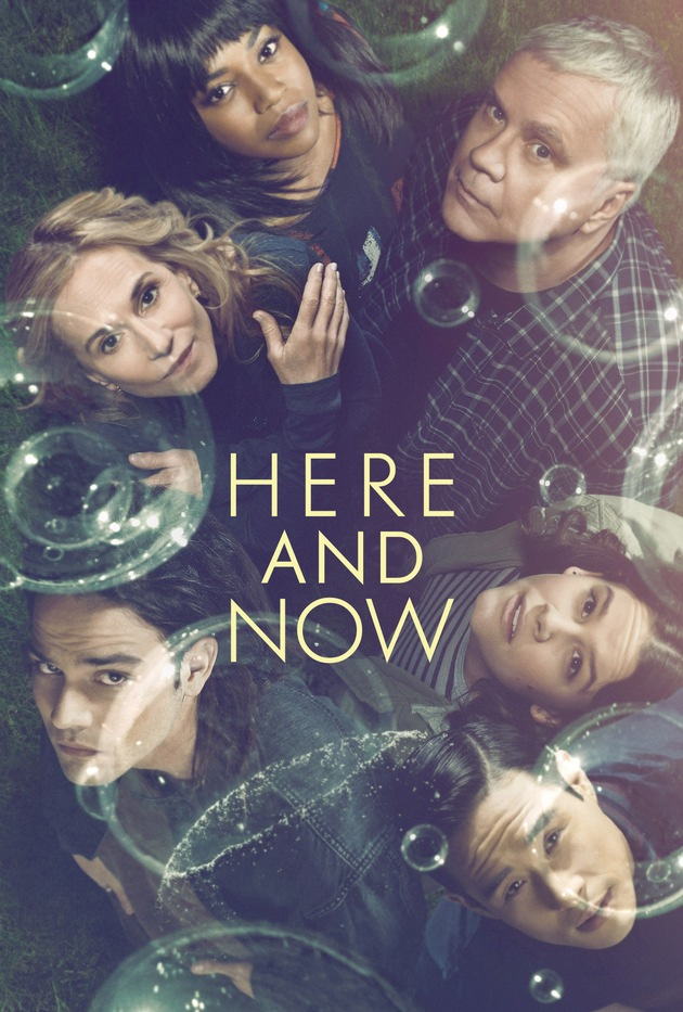 """Here and Now"" von ""Six Feet Under""-Macher Allan Ball nun auch auf Deutsch bei Sky"