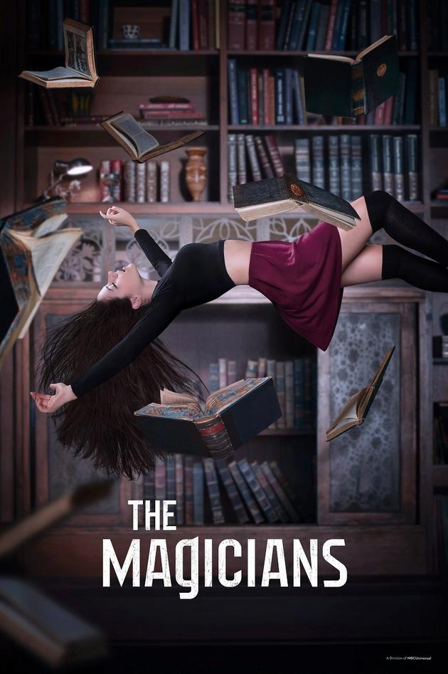 """Wie zauberhaft ist das denn? Die neue US-Serie """"The Magicians"""" ab 30. September 2016 auf sixx"""