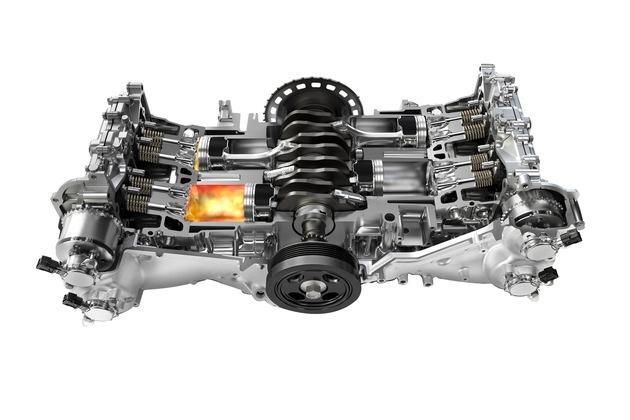 50 Jahre Subaru Boxermotoren: Von der Faszination vollkommener Harmonie