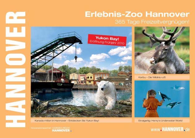 """""""365 Tage volles Programm!"""" in Hannover / Standortkampagne zur ITB (mit Bild)"""